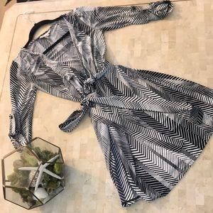 Gorgeous Kimono style wrap dress